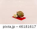 イノシシの置物 46181617