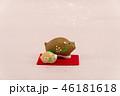 イノシシの置物 46181618