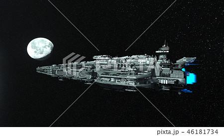 宇宙船 46181734