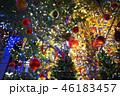 クリスマスツリーのオーナメント 46183457