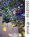 クリスマスツリーのオーナメント 46183460