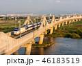 風景 ブリッジ 橋の写真 46183519