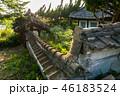 古い アジア 古びたの写真 46183524