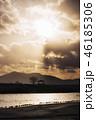 沼地 湿原 湿地の写真 46185306