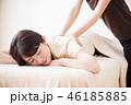 マッサージ エステ 整体 整体士 カイロプラクティック 女性 患者 46185885