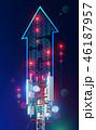 アンテナ コミュニケーション 交流のイラスト 46187957