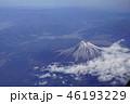 富士山 山 風景の写真 46193229