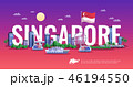Singapore Panoramic View 46194550