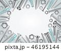 円 丸 丸いのイラスト 46195144