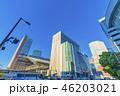 大阪駅 駅 建物の写真 46203021