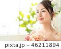 ブライダル ウェディング 花嫁の写真 46211894