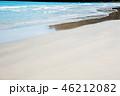 背景 ビーチ 海岸の写真 46212082
