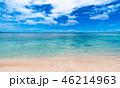 グアム ガンビーチ 夏の写真 46214963
