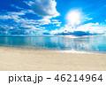 グアム タモンビーチ 46214964