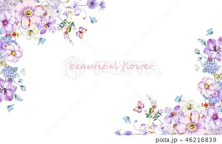 花 フラワー お花 46216839