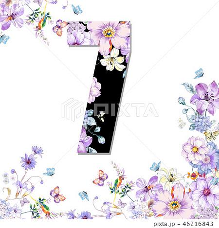 花 フラワー お花 46216843