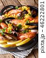 パエリヤ 米 ご飯の写真 46222801