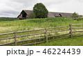 フェンス 垣根 柵の写真 46224439