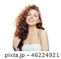 女 女の人 女性の写真 46224921