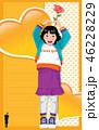 カジュアル 子供 全身 46228229