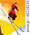 モーション 挑戦 カラフル 46228239