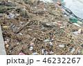 海のごみ 漂着物 水質汚染 廃棄物 環境問題 46232267