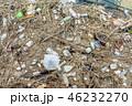 海のごみ 漂着物 水質汚染 廃棄物 環境問題 46232270