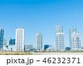 都市風景 高層マンション  高層ビル 都市開発 46232371
