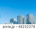 都市風景 高層マンション  高層ビル 都市開発 46232378