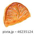 アップルパイ (ショーソン・オ・ポム) 手描き 水彩 46235124