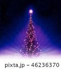 グリーティング クリスマス デコレーションのイラスト 46236370