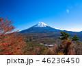 《山梨県》富士山・紅葉台より 46236450