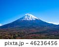 《山梨県》富士山・紅葉台より 46236456