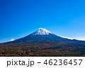 《山梨県》富士山・紅葉台より 46236457