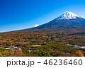 《山梨県》富士山・紅葉台より 46236460