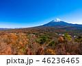 《山梨県》富士山・紅葉台より 46236465