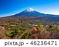 《山梨県》富士山・紅葉台より 46236471