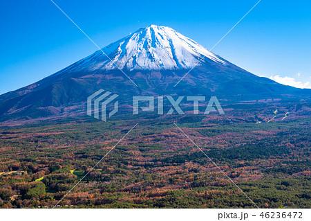 《山梨県》富士山・紅葉台より 46236472