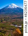 《山梨県》富士山・紅葉台より 46236477