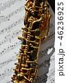 オーボエと楽譜 46236925
