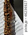 オーボエと楽譜 46236927