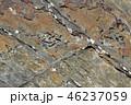 グレー 灰色 石の写真 46237059