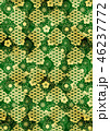 和柄 市松模様 青海波のイラスト 46237772