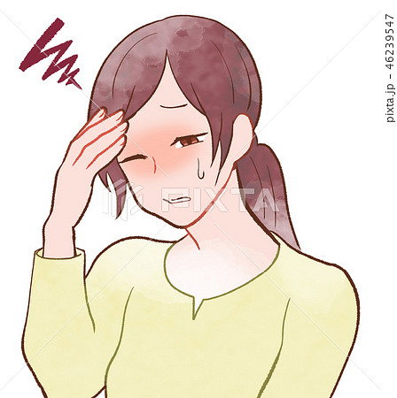 女性/頭痛 46239547