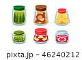 ベクトル 食 料理のイラスト 46240212