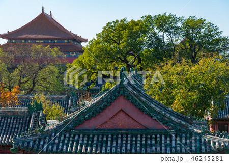 北京 観光地 紫禁城 46245281