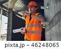 工事 建設 図面の写真 46248065