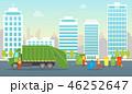 漫画 ベクター カードのイラスト 46252647