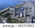 幕張 風景 東京湾の写真 46253863