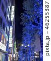 都市 クリスマス ビルの写真 46255387